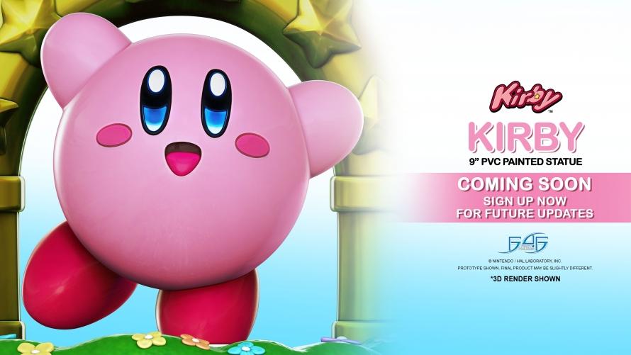 Kirby PVC Sneak Peek