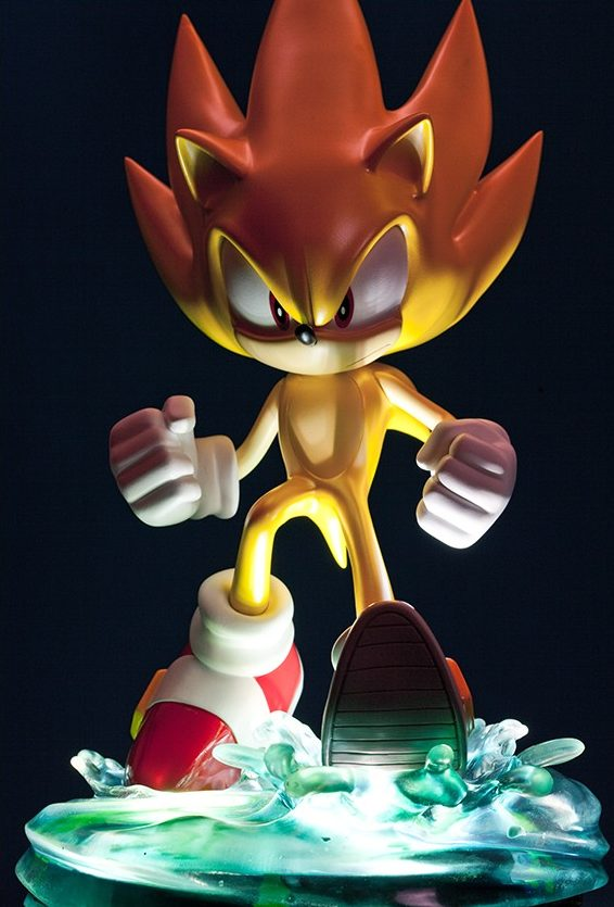 Super Sonic (Sonic the Hedgehog Modern)