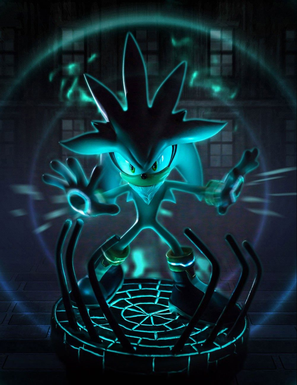 Silver the Hedgehog (Sonic the Hedgehog Modern)