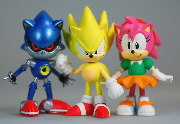 Sonic the Hedgehog Mini Figure Collectibles Series 2