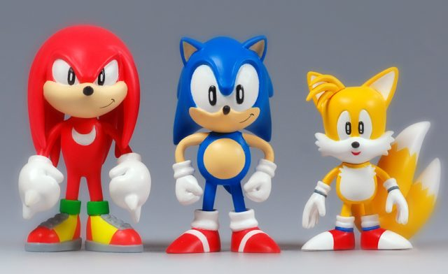 Sonic the Hedgehog Mini Figure Collectibles Series 1