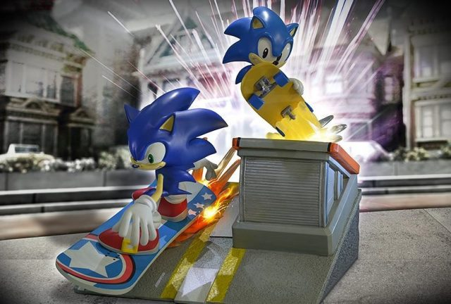 Sonic Generations (Sonic the Hedgehog Dioramas)