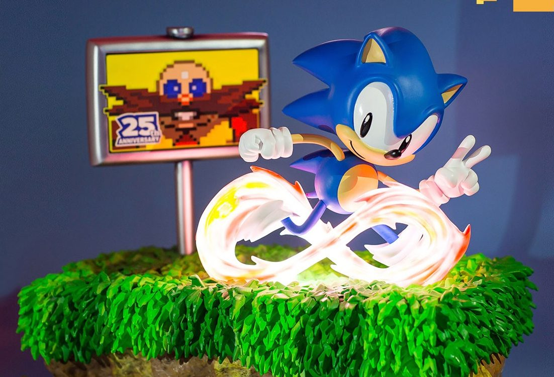 Sonic the Hedgehog 25th Anniversary (Sonic the Hedgehog Dioramas)