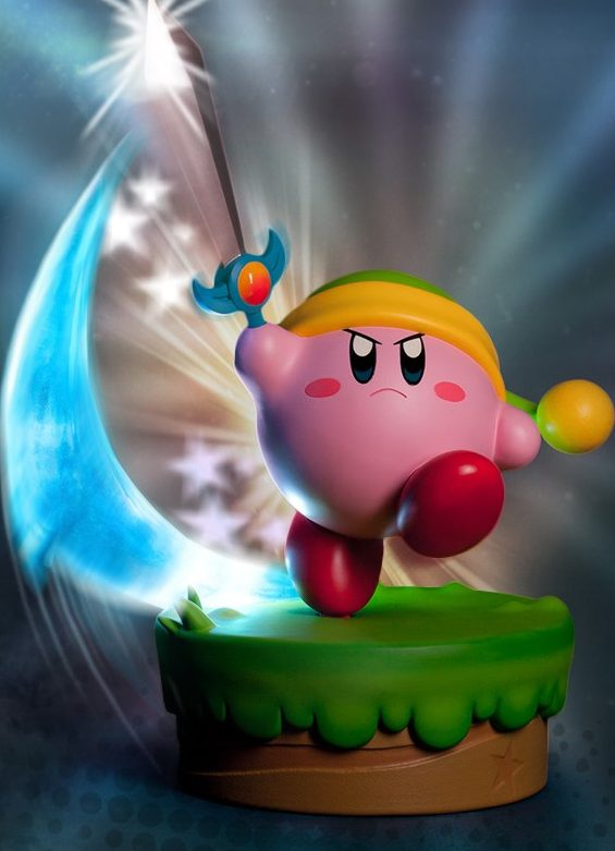 F4F Exclusive Sword Kirby Statue