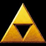 The Legend of Zelda Triforce Timeline Icon