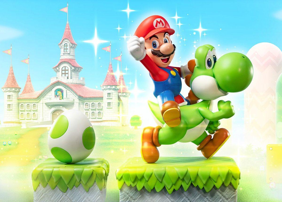 Super Mario – Mario And Yoshi (Exclusive Edition)