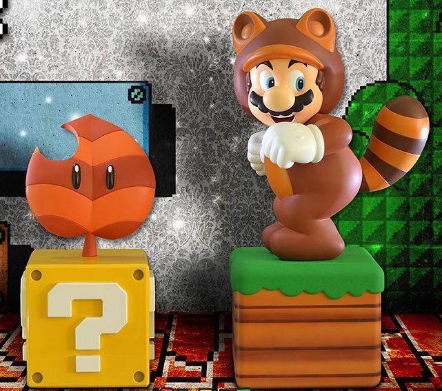 Tanooki Mario Exclusive Edition