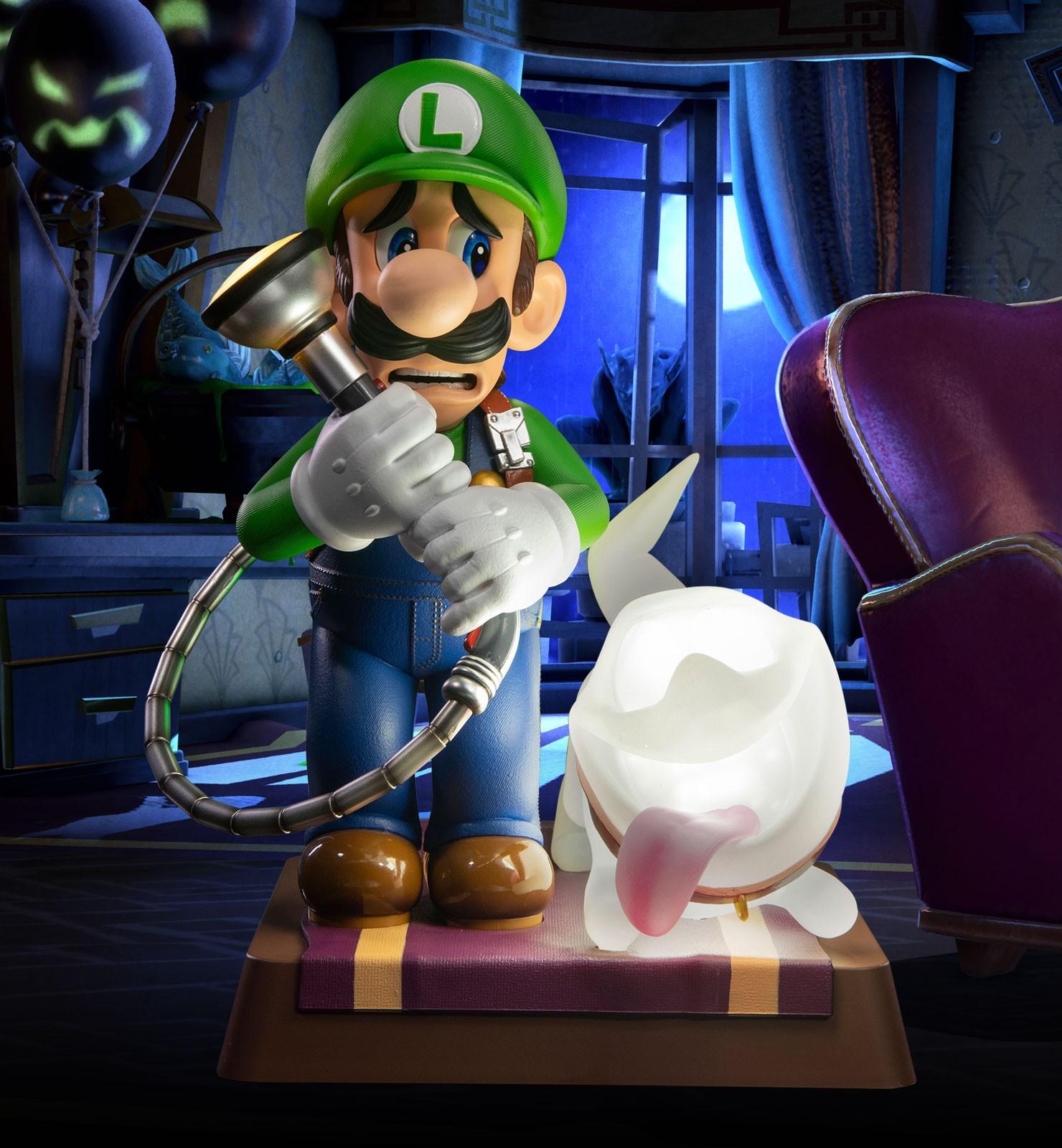 Luigi's Mansion™ 3 – Luigi and Polterpup
