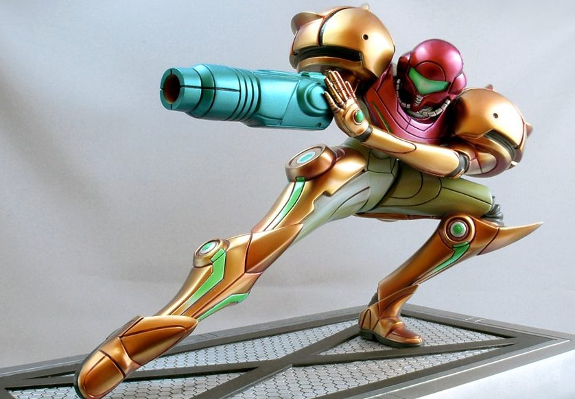 Metroid Prime™ – Varia Suit Samus