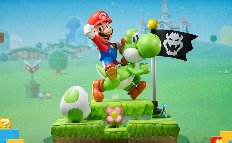 Super Mario™ – Mario and Yoshi (Definitive Edition)