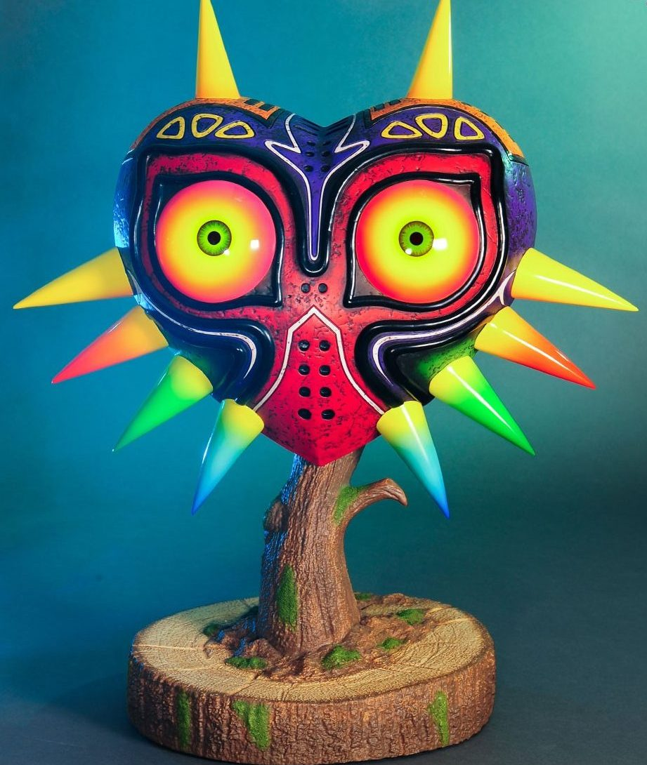 The Legend of Zelda Majora's Mask Life-Size Majora's Mask Replica Exclusive Edition