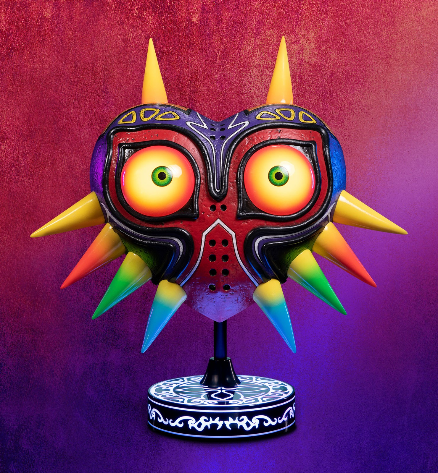 The Legend of Zelda Majora's Mask PVC Statue