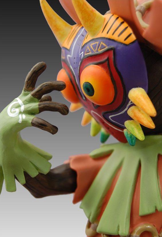 The Legend of Zelda™: Majora's Mask – Skull Kid