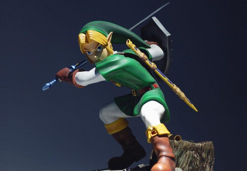 The Legend of Zelda™: Ocarina of Time — Link