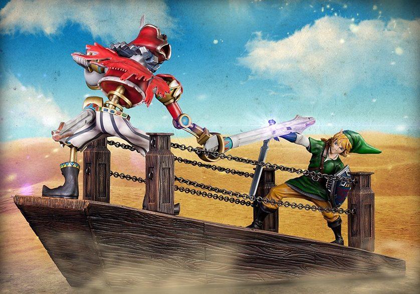 The Legend of Zelda™: Skyward Sword – Link vs. Scervo Diorama