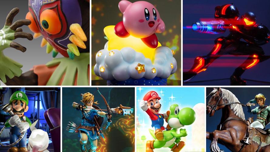 F4F Nintendo Timeline Cover