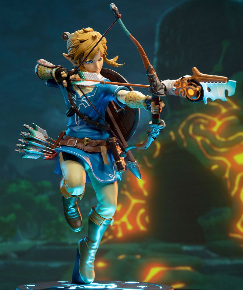First 4 Figures Link PVC Exclusive Edition Statue