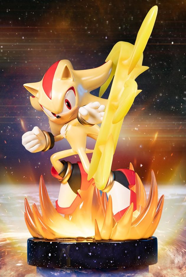 First 4 Figures Super Shadow Statue